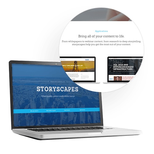 Storyscapes