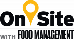 onsite with food management event